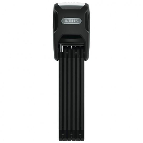 ABUS - Bordo Big Alarm 6000A - Fahrradschloss Gr 120 cm schwarz 82533