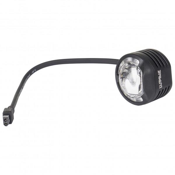 Lupine - SL AF - Linterna frontal size Lenkerdurchmesser 31,8 mm, negro
