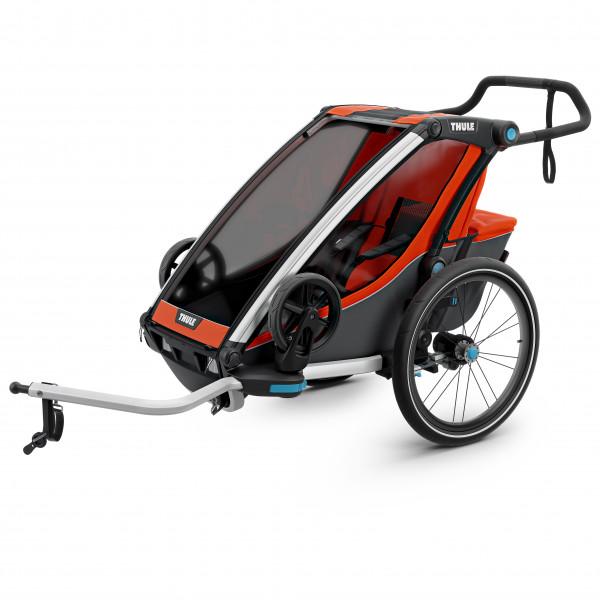 Thule - Chariot Cross1 - Remolques para niños roarange