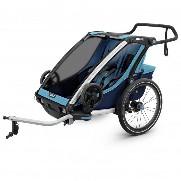 ComprarThule - Chariot Cross2 - Remolques para niños negro/gris