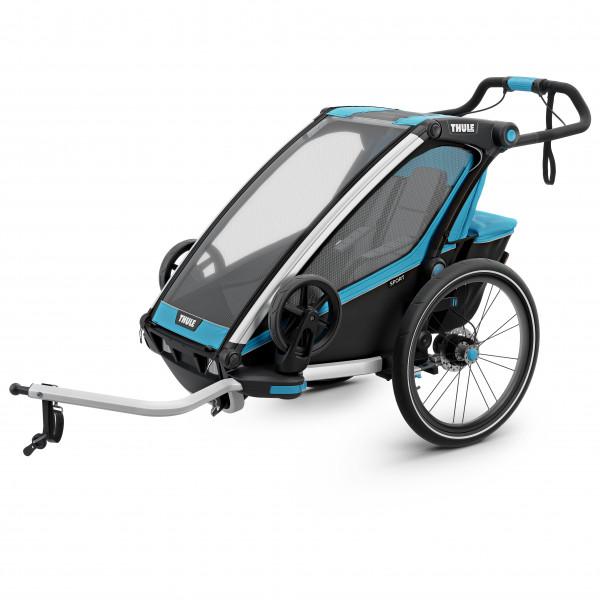 Thule - Chariot Sport1 - Remolques para niños azul