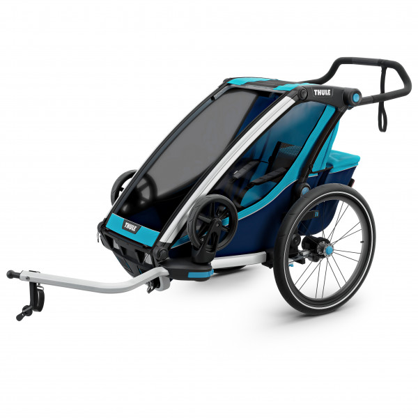 Thule - Chariot Cross 1 - Remolques para niños azul