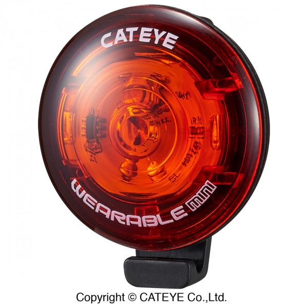 CatEye - Sicherheitsbeleuchtung Wearable-Mini SL-WA100 schwarz FA003523096