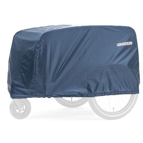 Croozer - Faltgarage size für alle Cargo ab 2018, azul