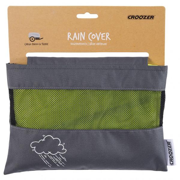 Croozer - Rain Cover size für Kid Zweisitzer ab 2014