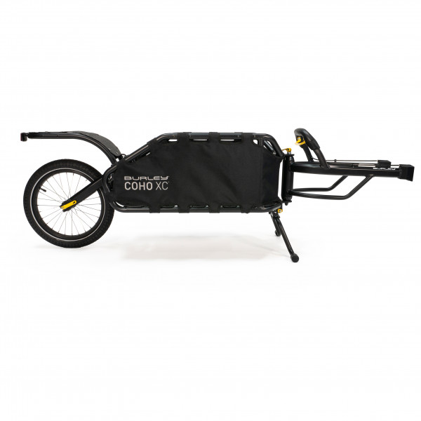 Burley - Transportanhänger Coho XC - Transportanhänger schwarz/weiß/grau 60450344
