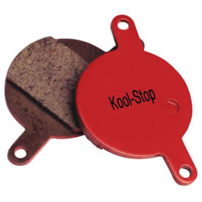 Kool-Stop - Disk Brake Pads E-Bike Magura KS-150E rot