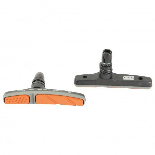 Contec - Bremsschuh V-Stop ABS - Bremsschuh schwarz/orange 03079571