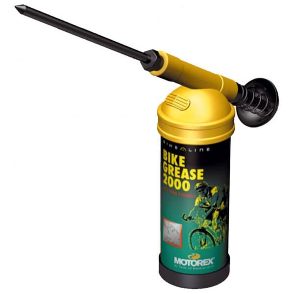 Motorex - Fettpistole (ohne Inhalt) grau/grün Preisvergleich