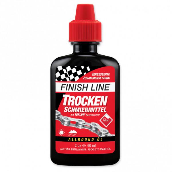 Finish Line - Trockenschmiermittel Spritzflasche - Fahrradwerkzeug Gr 60 ml rot 4000060