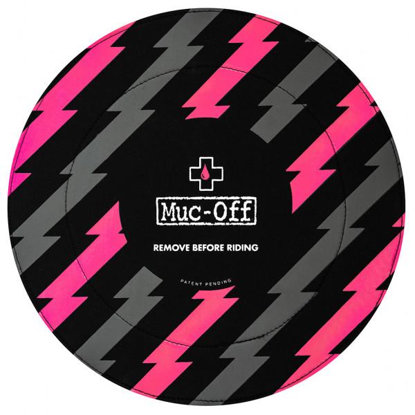 Muc Off - Disc Brake Covers rosa MU-ACC-0189