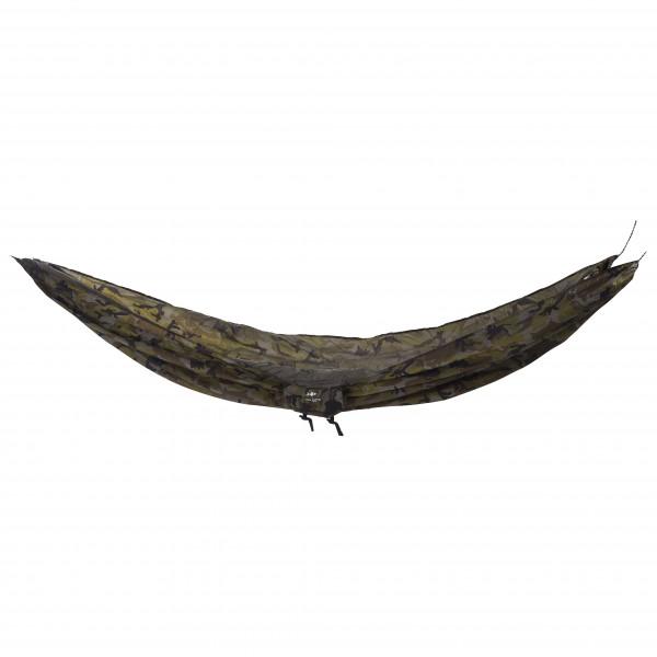 Amazonas - Hängematte Travel Set - Hängematte schwarz/braun/oliv 021514