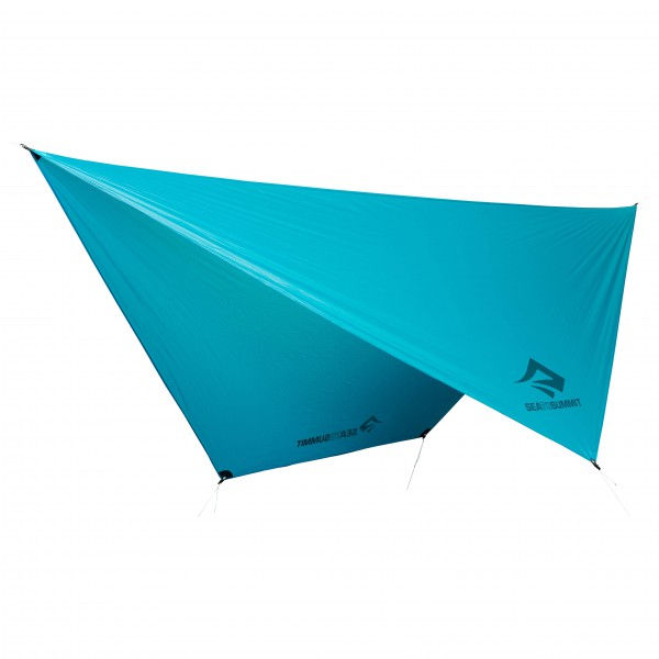 Sea to Summit - Hammock Ultralight Tarp 15D Gr 3,6 x 2,8 m türkis AHAMTARP