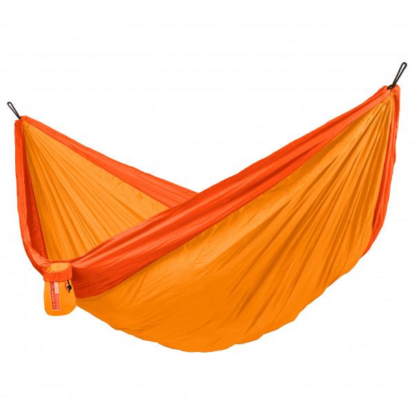 La Siesta - Colibri 3.0 - Hängematte Gr Double - 350 x 190 cm orange CLT19-22