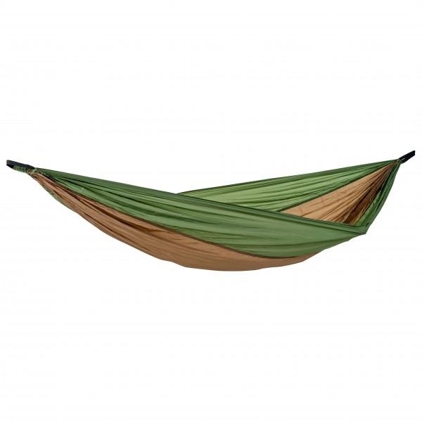 Amazonas - Hängematte Adventure - Hängematte Gr 2,75 x 1,4 m oliv/braun 021710