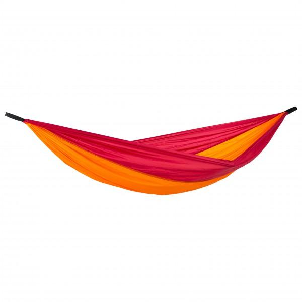 Amazonas - Hängematte Adventure - Hängematte Gr 2,75 x 1,4 m rot/orange/rosa 021707