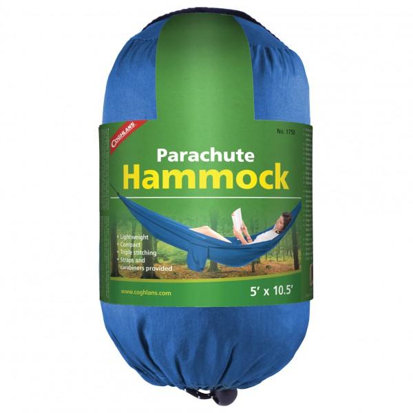 Coghlans - Hängematte Parachute - Hängematte Gr Single blau/grün/oliv 381750