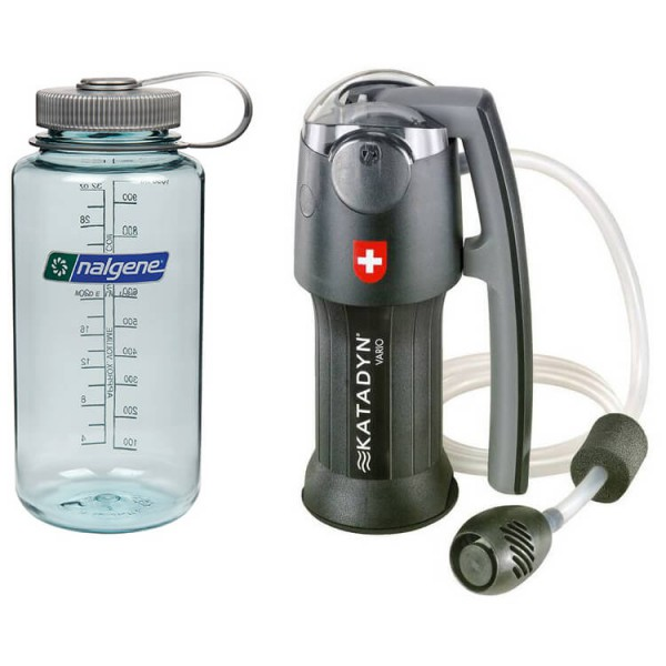 Katadyn - Wasseraufbereitungs-Set - Vario -Everyday Weithals
