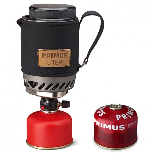Primus - Kocher-Set Lite+ Gaskocher Power Gas - broschei