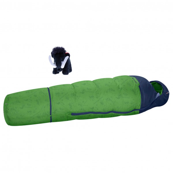 Mammut - Kinderschlafsack Little MIT Toy