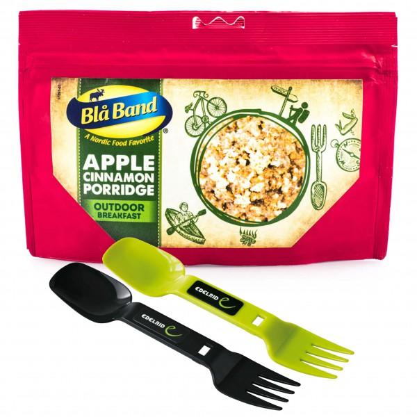 Bla Band - Trekking Meal Set Apfel-Zimt Haferbrei & Spof