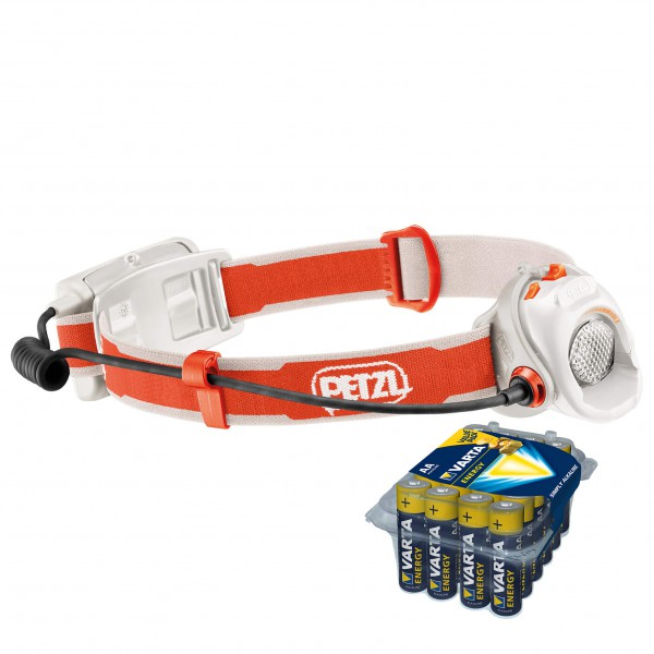 Petzl - Stirnlampen-Set Myo Energy AA 24er