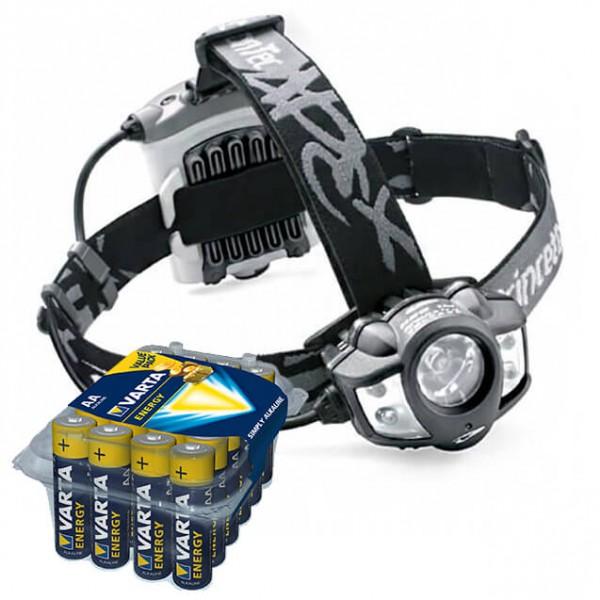 Princeton Tec - Stirnlampen-Set Apex Energy AA 24er